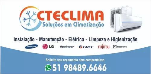 Climatização E Elétrica