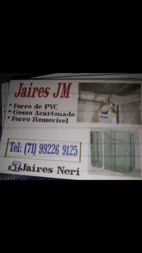 Jm Gesso Forro De Pvc E Acartonado Vidros T