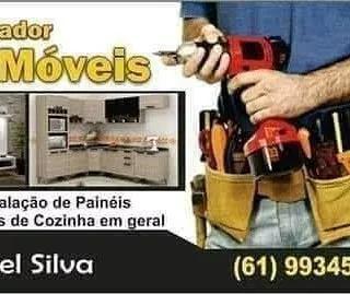 Montador De Móveis Brasília Df