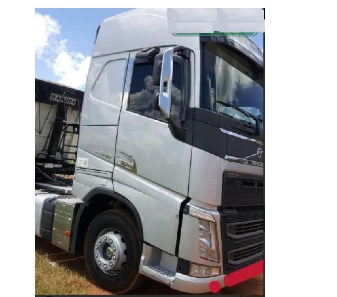 VOLVO FH 540 6X4 ISHIFIT BLOBETROTTER