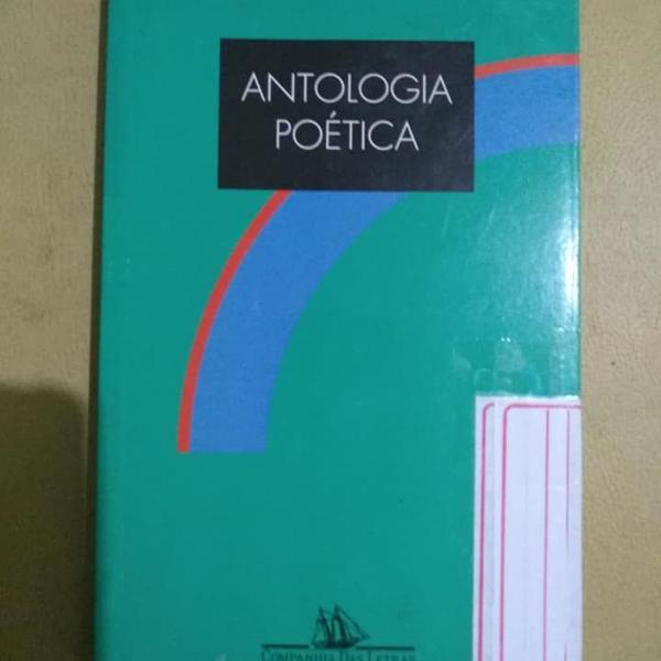 antologia poética - vinicius de moraes - cia das letras