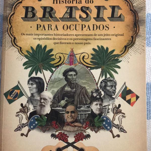 livro a história do brasil
