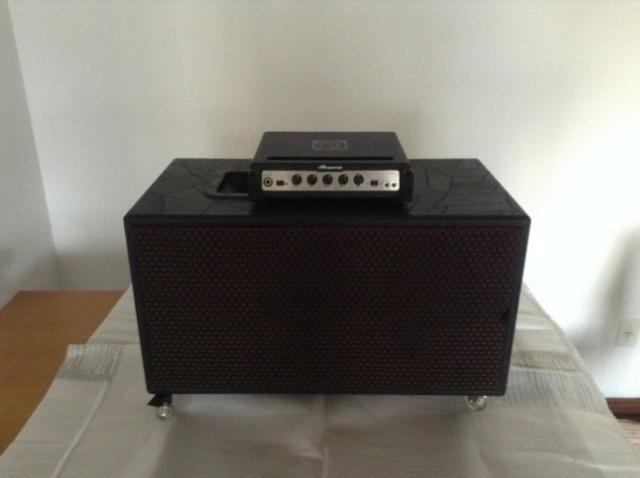 Ampeg Pf-350 + Caixa Onerr 2xw