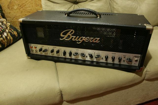 Amplificador Bugera Infinium
