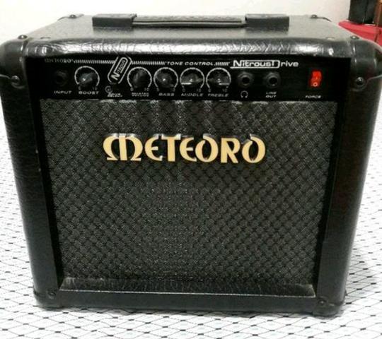 Amplificador Meteoro Nitrous 15w para Guitarra