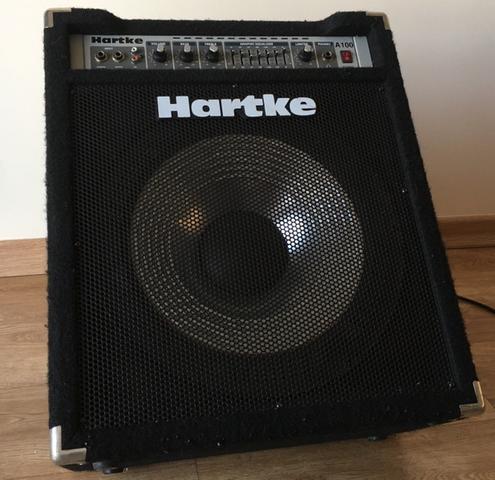 Amplificador p/ Baixo Hartke A100