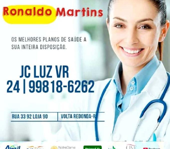 Especialista em vendas de planos de saúde em vr 99818-6262
