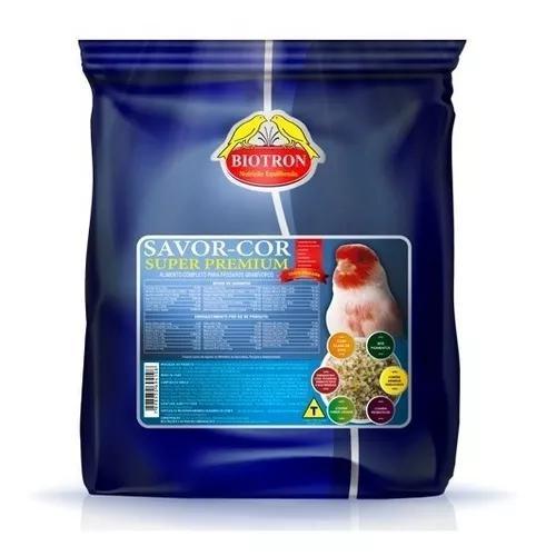 Farinhada Savor Cor 5kg - Biotron
