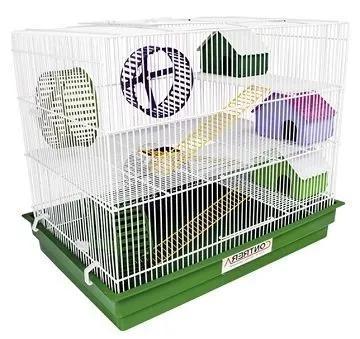 Gaiola Hamster Luxo Epoxi Gigante - Cód. 921