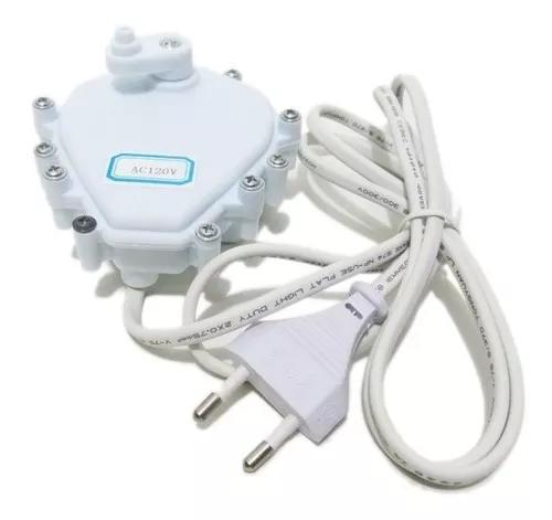 Motor Para Chocadeira De Ovos 110v - Lacrado A Prova D Água