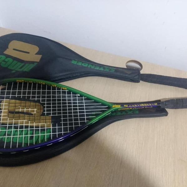 raquetes de squash da marca prince