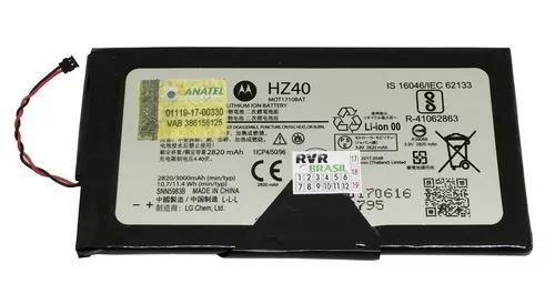 Bateria Original Moto Z2 Play Hz40 Snn5983b Xt1710 Original