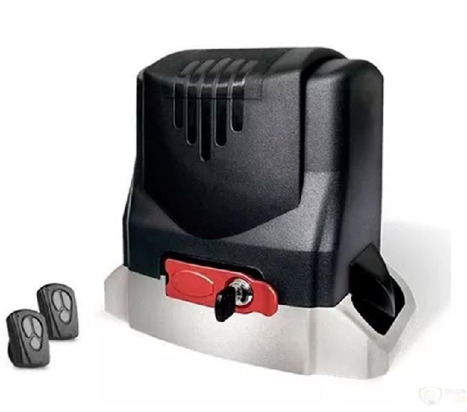 Kit Motor Dz Niid Rapido 600k 2 Controles 4,5 M Cremalheiras
