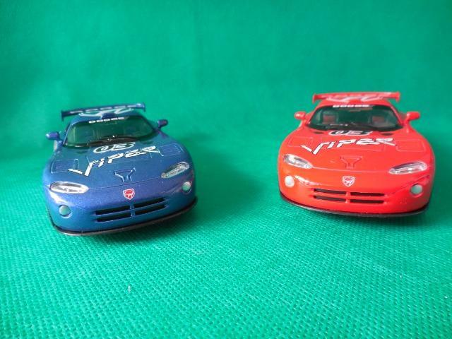 Miniatura Carrinhos Dodge Viper