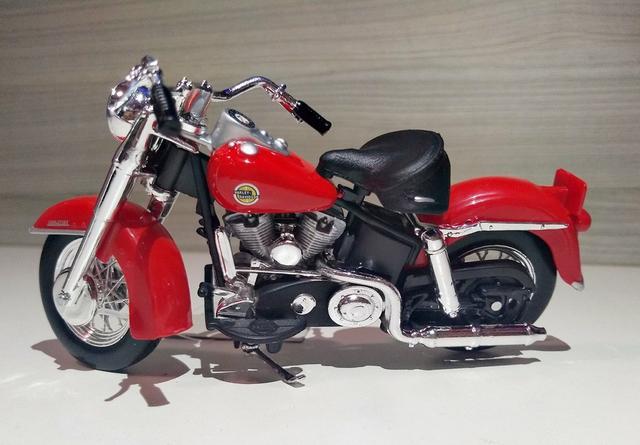 Miniatura Harley Davidson