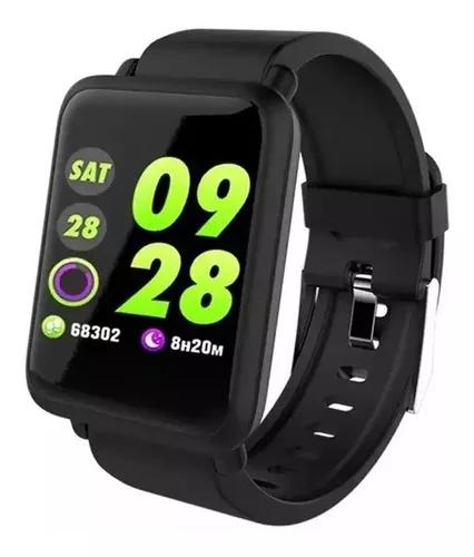 Relógio Inteligente Smartwatch Colmi M28 Esporte Android