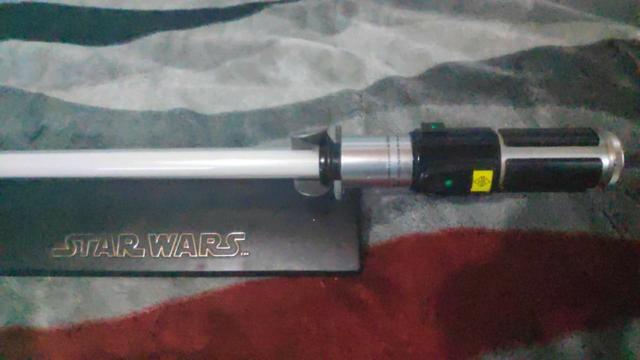 Sabre de Luz - Yoda Force Fx Lightsaber
