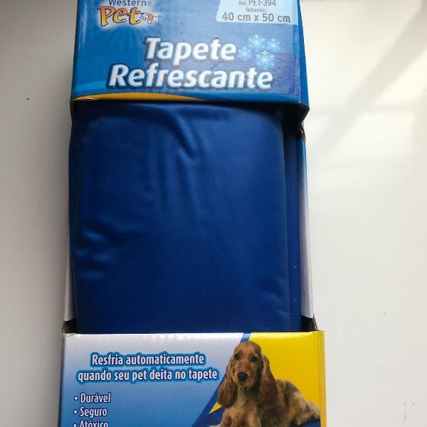 tapete refrescante para cães