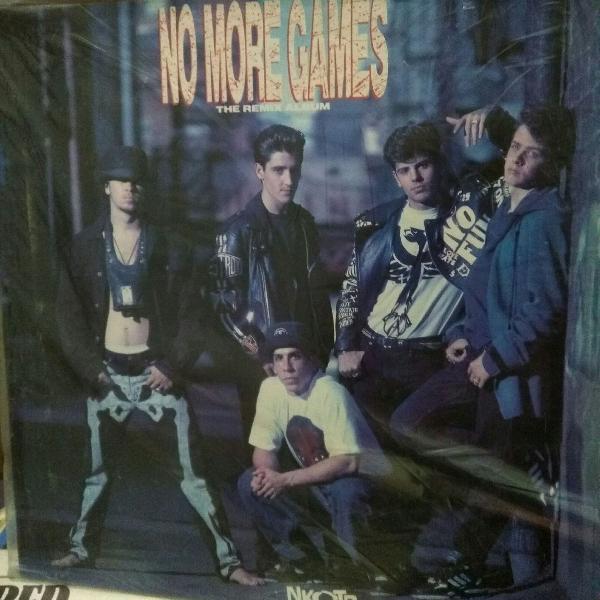 Boy band! anos 80!