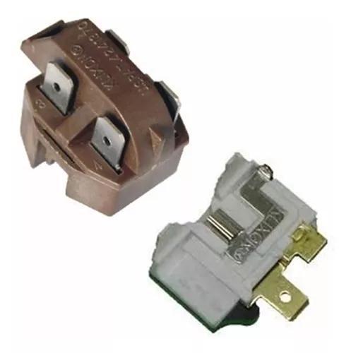 Rele Ptc + Protetor Térmico Universal Para Geladeiras