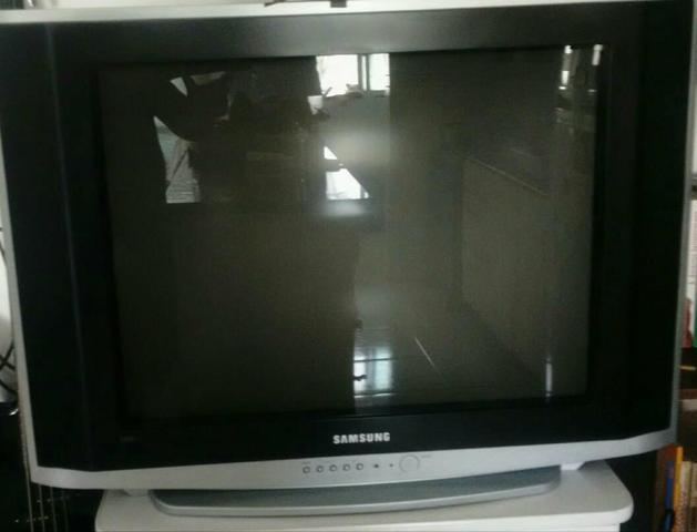 TV Samsung 29' c/ controle remoto original