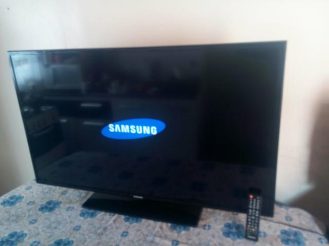 Tv led Samsung 46 polegadas Full HD digital entrego