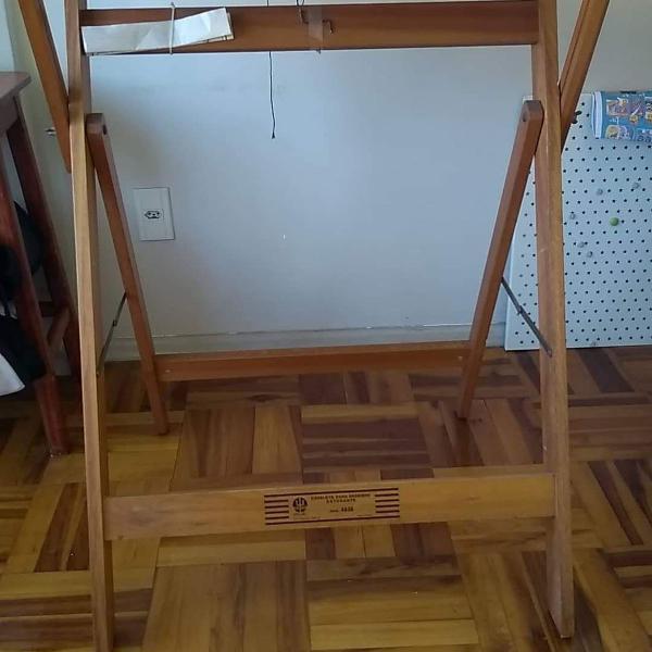 mesa de desenho trident, 80x100cm