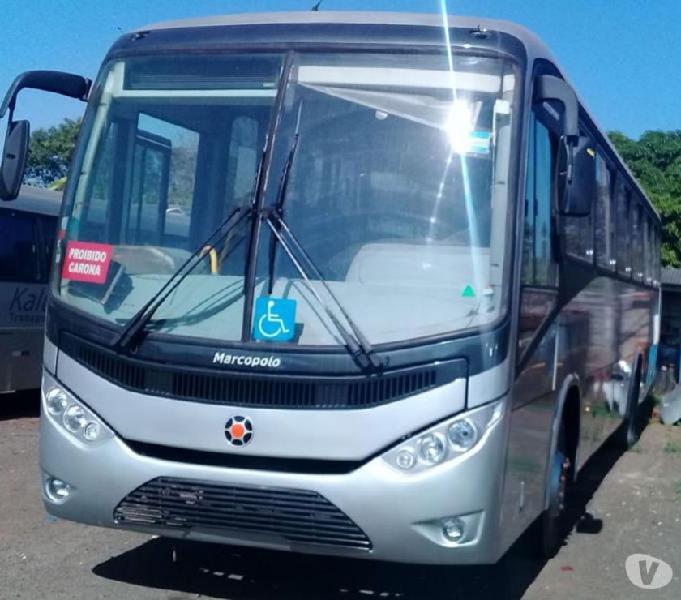 nibus Rodoviário Marcopolo Ideale VW 17230 1212 IBD 2874