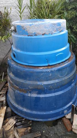 Caixa de água  litros com tampa