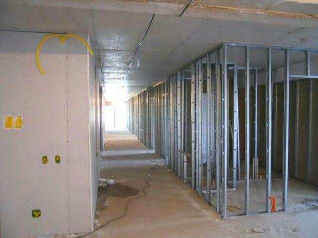 Divisórias em drywall.$65