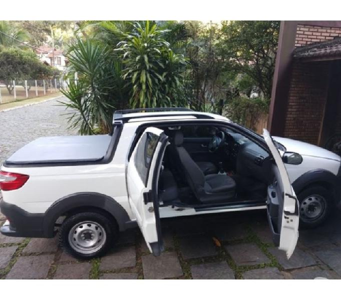 Fiat Strada Working 1.4 (Flex) (Cabine Dupla) 2015