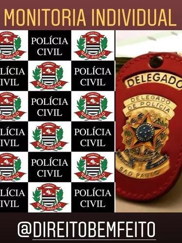 Monitoria - Carreiras Policiais