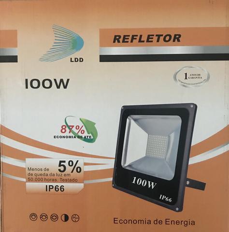 Refletor Led smd 100w k v