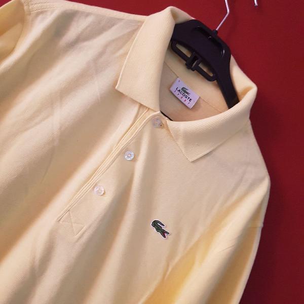 camisa pólo masculina