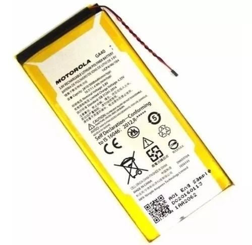 Bateria Motorola Original Moto G4 Plus Moto Xt1621 Xt1640