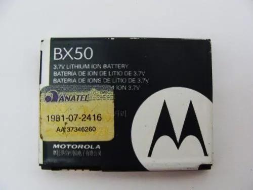 Bateria Original Bx50 Moto V9. Z9. I9. Zn5. Dm Garantia