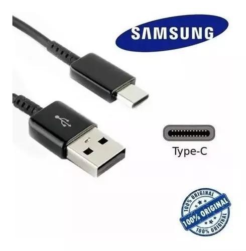 Cabo Usb Tipo C Samsung S8 S9 Galaxy A5 A7 Note - Original