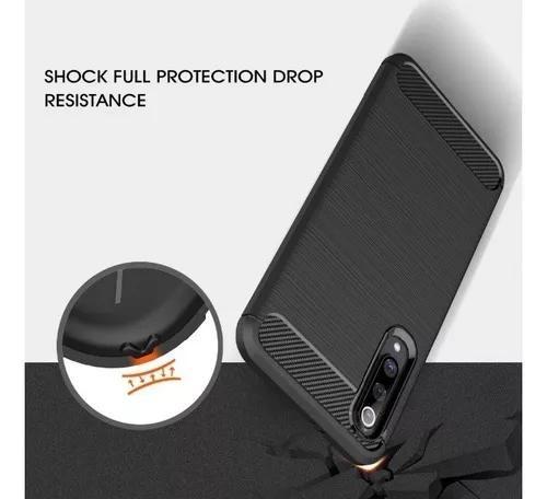 Capa Anti Impacto+ Película De Vidro Full 9d Xiaomi Mi 9 Se