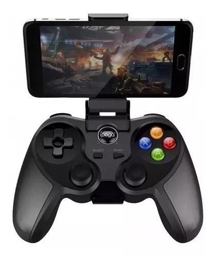 Controle Joystick Para Jogo Android Celular Manete Bluetooth