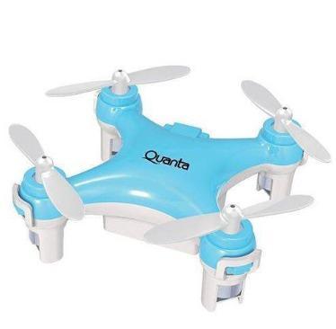 Drone Quanta Qtpdr Mini Com Giro De 360º