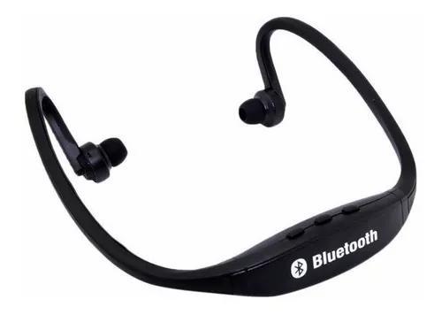 Fone Headset Bluetooth S9 Galaxy iPhone Motorola, Cartão Sd