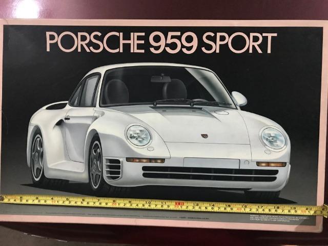 Kit Plástico Fujimi Porsche