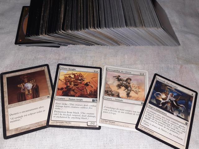 Lote de Cartas de Magic para Iniciantes