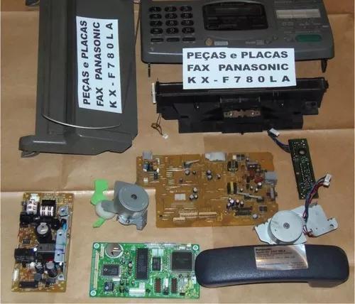 Peças E Placas Para Faxes Panasonic - Kx - F800 E Kx - F780