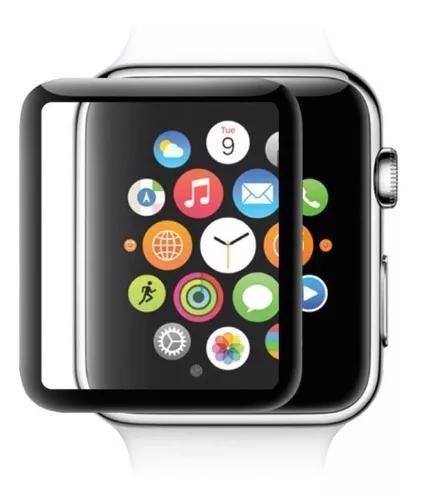Película De Gel Apple Watch 38, 40, 42 E 44mm Melhor Do Ml