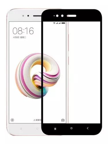Película De Vidro Xiaomi Mi A1 Full Cover Cobre Tudo