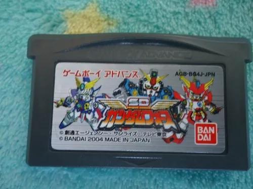 Cartucho Fita Jogo Game Boy Advance Japonês Usado 02