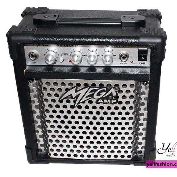 amplificador para contrabaixo da mega®
