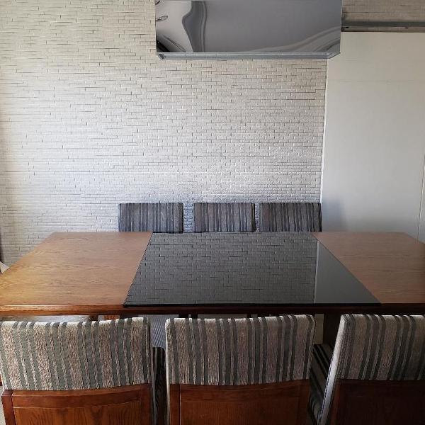 conjunto mesa de jantar