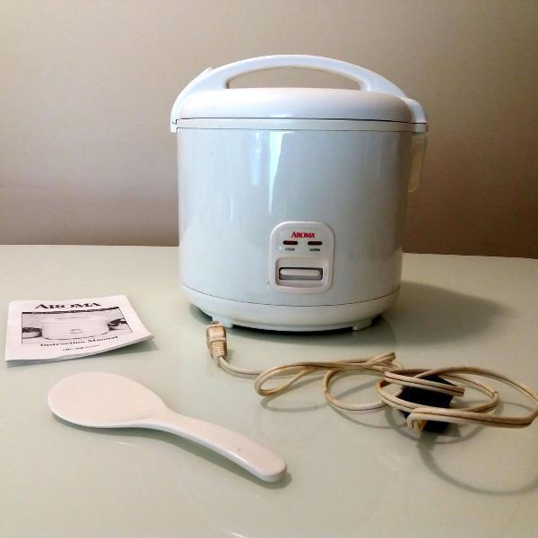 panela elétrica para fazer arroz - aroma - 2 litros